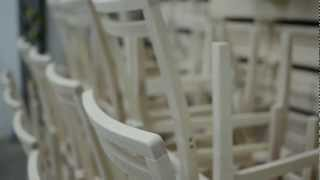 Fenabel | How Our Chairs Are Made: Painting