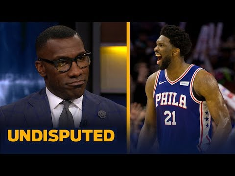 Shannon Sharpe echoes Joel Embiid's belief that he's the most unstoppable player | NBA | UNDISPUTED