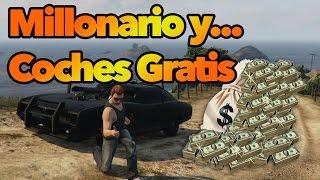 GTA 5 Online - Como ser Millonario y Vehículos Gratis