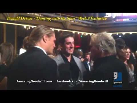 Driver wins Dancing With The Stars