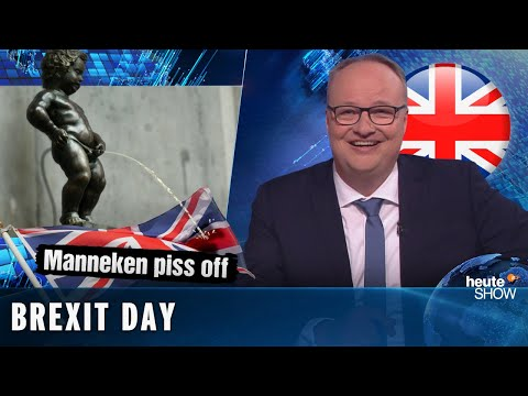 Brexit: The British have finally left the EU! | German political comedy (English subtitles)