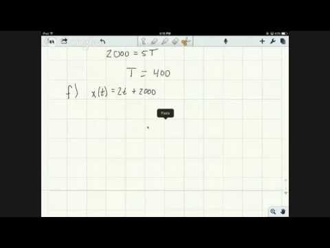 Physics Q&A 1D and 2D motion: Renaissance Academy