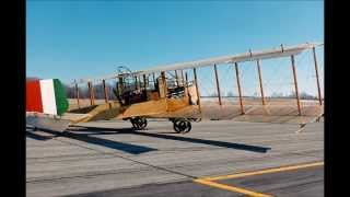Caproni 3 (33-36) Heavy Bomber - World War I