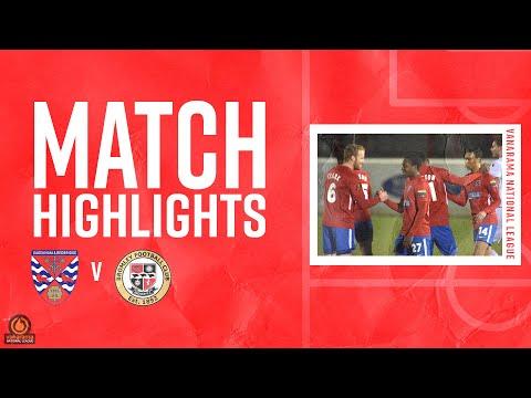Dagenham & Red. Bromley Goals And Highlights