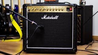 Legendärer Britischer Rock Sound für unter 500€ - Marshall DSL 20 | Deutsch