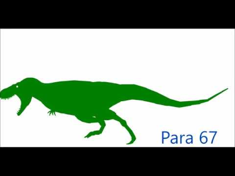 PPBA Mapusaurus vs  Zhuchengtyrannus