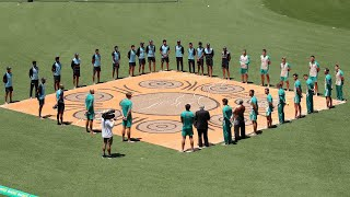 Australia, India unite in stand against racism | Walkabout Wickets
