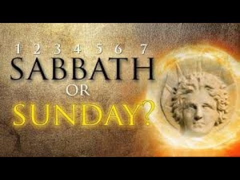 From Sabbath to Sunday- Honoring the Flag Part 5 - Pastor Jason 06/20/2020