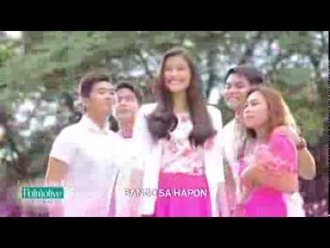 Bangong Palmolive CHECK Your Hair ft. Liza Soberano 30s ...