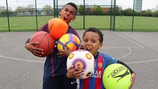 - MULTI BALL CHALLENGE VS BRO