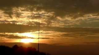 Sunset in Goettingen No. 3 (The Braying Mule by Ennio Morricone, Nov. 2014)