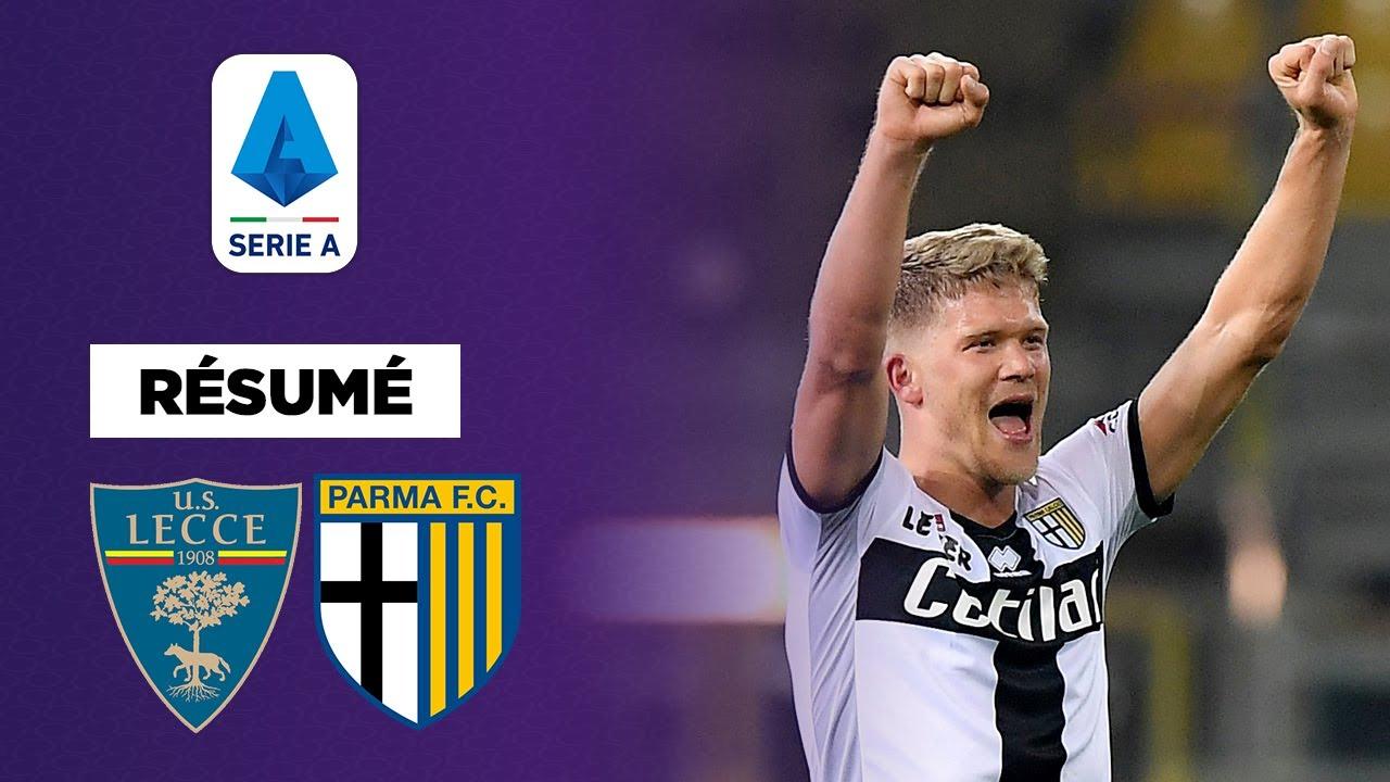 Résumé : Pluie de buts et relégation pour Lecce !