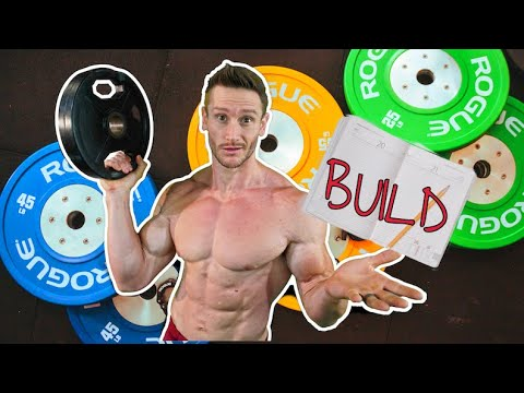 How to Build Muscle & Stay LEAN (When to WORKOUT, How many Sets, Rest etc)