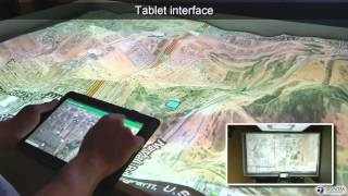 Augmented REality Sandtable (ARES)