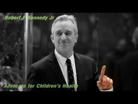 Robert F Kennedy Jr Advises Trump on Children Health Safety