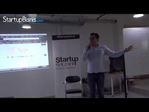 Startup Grind Jakarta Bersama Kevin Mintaraga (CEO Bridestory) 22.10.14