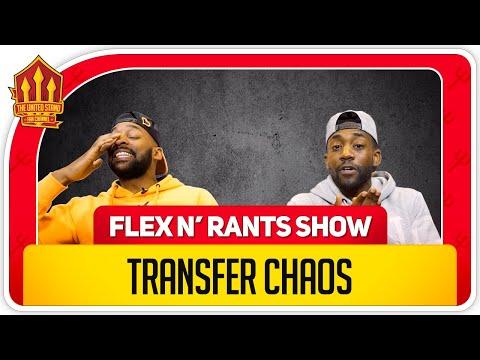 Ole's Transfer Meltdown! Flex and Rants MUFC Talk