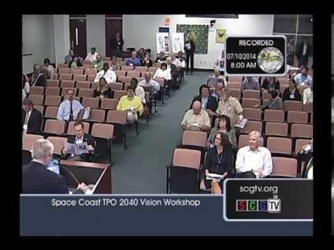 Brevard 2040 Vision Workshop