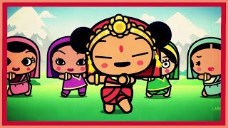 PUCCA | Hooray for Bollywood  | IN ENGLISH | 02x22