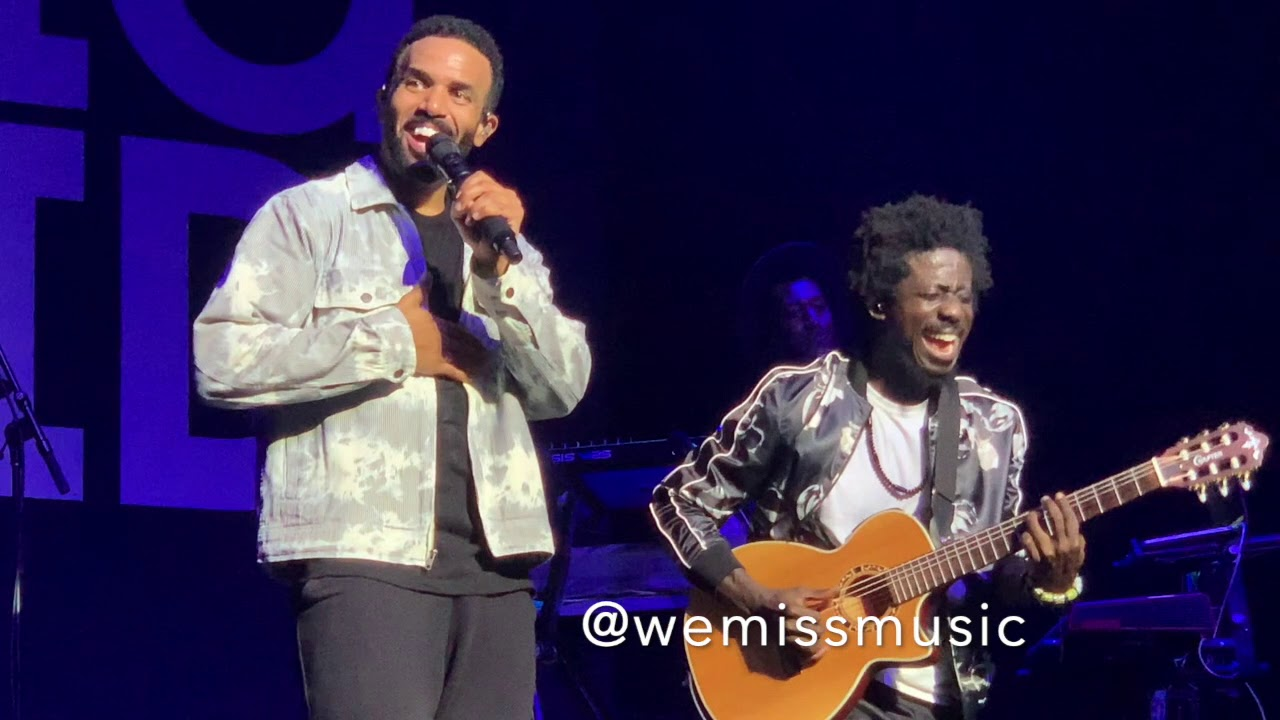 Download Craig David - Rendezvous (Live in Sydney, Australia with full band - 31/1/2019)