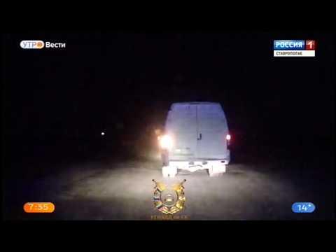 В Невинномысске дважды за вечер пьяный водитель встретил ГИБДД