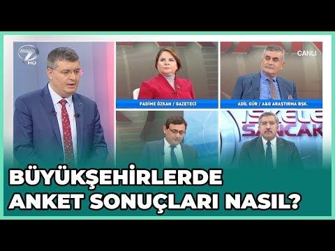 İstanbul ve Ankara Anketleri Kimi İşaret Ediyor | İskele Sancak | 15 Ocak 2019