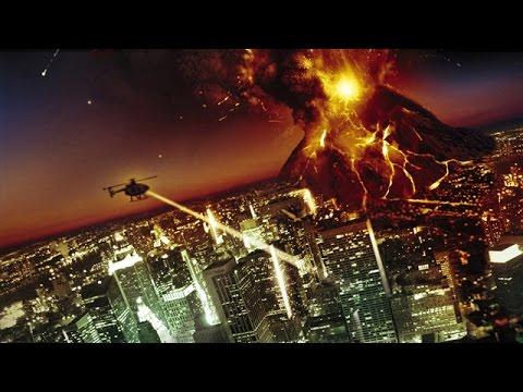 Magma Volcanic Disaster Trailer