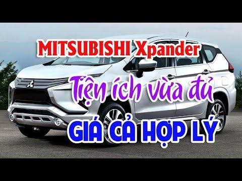 Mitsubishi Xpander Thông Số Kỹ Thuật Cơ Bản   Cuộc Chiến Các Mẫu Xe đa Dụng Bắt đầu Tại Việt Nam
