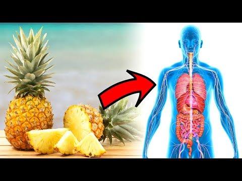 Siehe Ananas-Diät