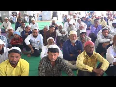 Samuh Shadi (Group Marriage) Part-2, Al-Jaza Relief Committee Mangrol (Kathiyawad)  28-10-2017