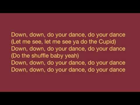 Cupid Shuffle - Cupid (+ Lyrics)