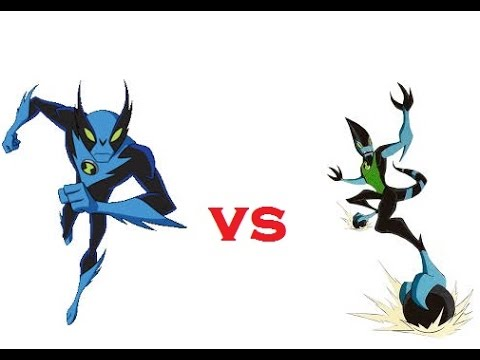 short stick fights ben 10 alien face off xlr8 vs fasttrack youtube