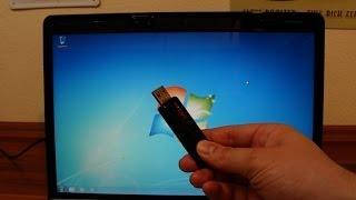 Anleitung: USB-Stick für Windows 7 Neuinstallation erstellen - Hilfevideo auf Deutsch