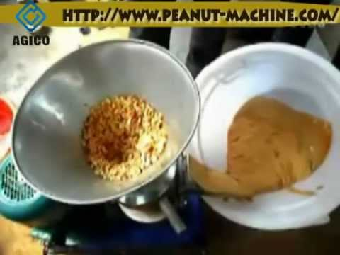 Peanut Butter Device Peanut Butter Machine Peanut Butter Making