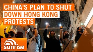 China's Plan To Shut To Independence Protests In Hong Kong   7news