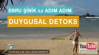 Ebru Şinik ile Duygusal Detoks