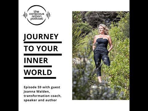 Journey to your inner world with Joanna Walden