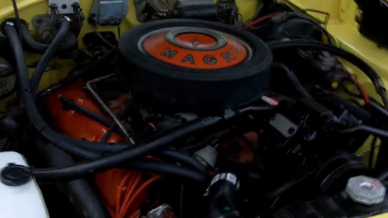 1970 Dodge Charger Mopar Classic Muscle Car for Sale in MI Vanguard ...