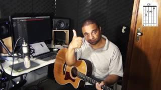 Tana Web - Video aula de violão -  Castelo Forte - Hinário Adventista 33