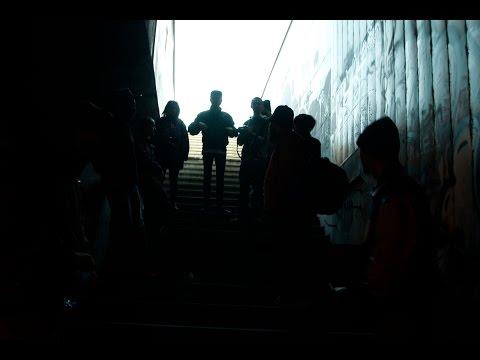 Faust - Traiesc pentru Hip Hop ft. Veriga Lipsa, Phunk B & J Saw (prod. Manafique) (videoclip)