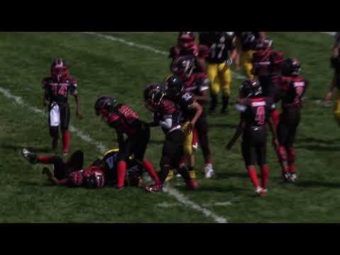 Pontiac Panthers Junior Varsity Full Game Film 8-19-17 vs Plymouth Steelers