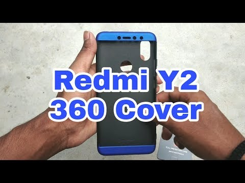 Redmi Y2 Best 360 Cover || Unboxing || First Look