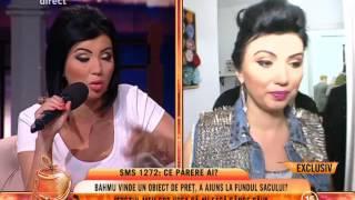"""Adriana Bahmuțeanu: """"Am insomnii din cauza grijilor pentru copii"""""""