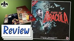 Fury of Dracula 3rd Edition Review - Brettspiel 2016 / GER