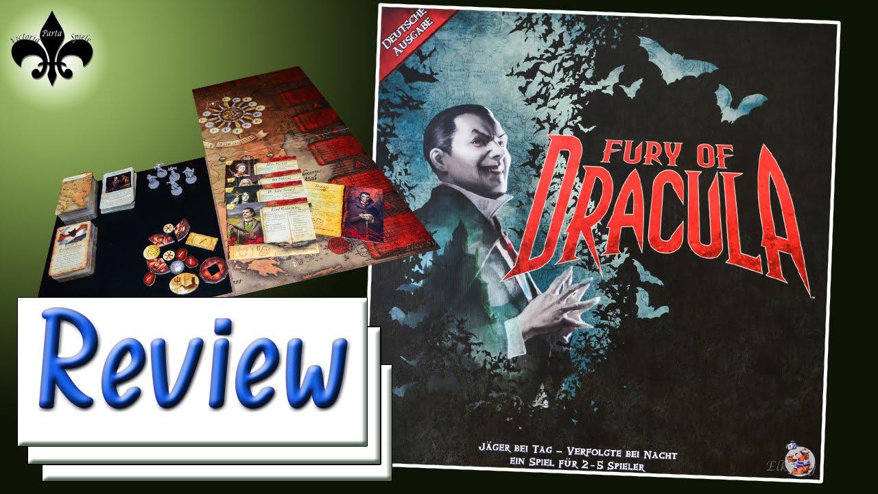 Dracula Spiel