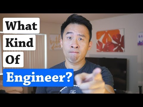 What Kind of Engineer do you want to be?