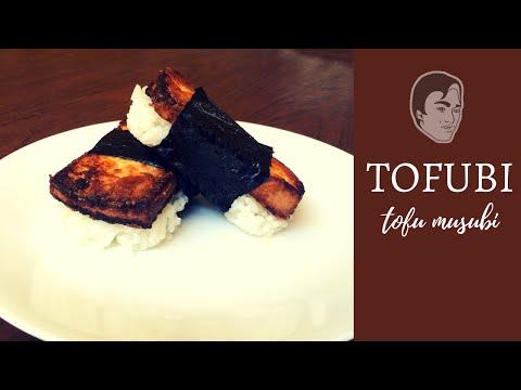 """Tofubi"" Tofu Musubi"