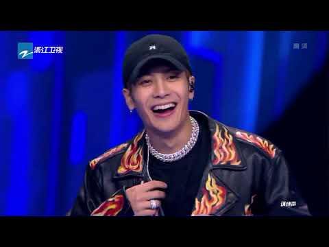 """发生了什么?Jackson Wang王嘉尔""""下跪""""求原谅?《梦想的声音3》花絮 EP4 20181116 /浙江卫视官方音乐HD/"""
