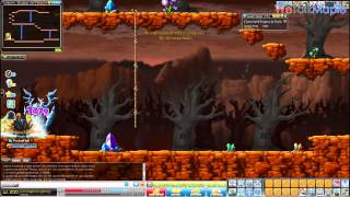 WHAT IT FEELS LIKE TO BE DRUNK - Maplestory level 200 ice lightning mage