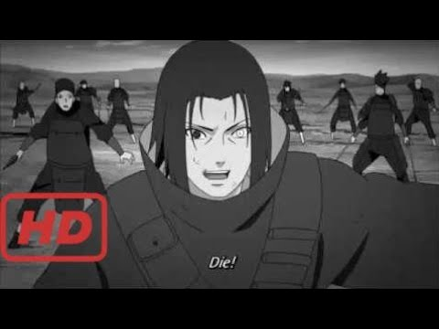 Naori Uchiha vs Naka Uchiha Baru Uchiha vs Rai Uchiha Battle Of Izanami and Izanagi